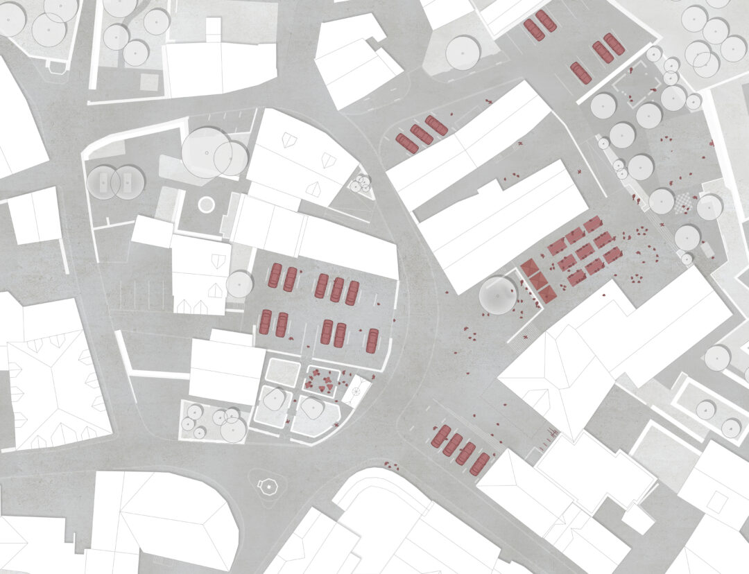 Neugestaltung Dorfkern, Malans GR